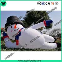 Quality Inflatable Snowman,Christmas Event Advertising,Giant Inflatable Snowman for sale