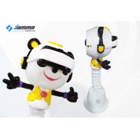 Quality Coins Payment Virtual Reality Panda Kids 9D Cinema With Fourty Films for sale