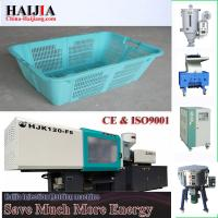 China Plastic Fruit Basket Injection Molding Machine High Energy Savings on sale