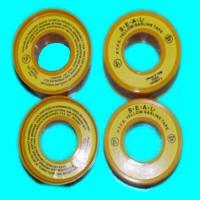 China PTFE YELLOW GAS LINE TAPE 1/2 x 260 High Density Quality on sale
