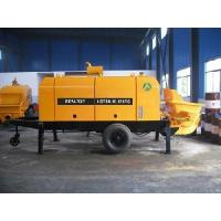 Quality Trailer Mounted Concrete Pump for sale