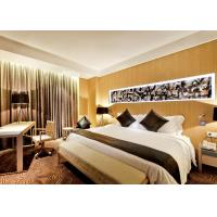 Quality Luxury Optional New Hotel Bedroom Furniture Sets Highly Endurable Solid Surface for sale