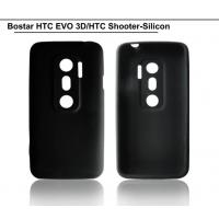 China colorful silicon case for HTC EVO 3D/ Shooter on sale
