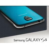 China larger image Samsung Galaxy S5 16GB - Blue - Factory Unlocked on sale