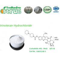 Buy cheap Irinotecan HCL 3H2O / Irinotecan Hydrochloride Trihydrate Powder Used As Drugs from wholesalers