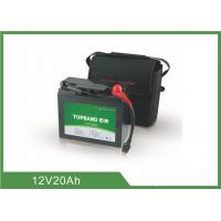 Quality 12V 20Ah Golf Cart Batteries / Golf Buggy Battery 2 Years Warranty for sale