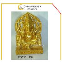Quality Polyresin Ganesh Statue For Home Decoration for sale
