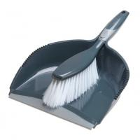 Quality portable and cute cleaning brushes with dustpan, little broom set cleaning desk for sale