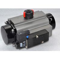 Quality Double Acting Aluminum Alloy Pneumatic Rotary Actuator With High Cycle Life for sale