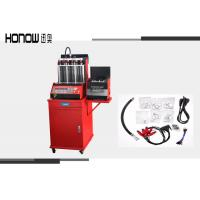 Buy cheap Auto Gasoline Fuel Injector Cleaning Machine Fuel Injector Tester And Cleaner from wholesalers