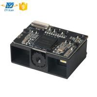 Quality High Definition Embedded 2D CMOS Image Barcode Scanner Module 1MP Resolution for sale