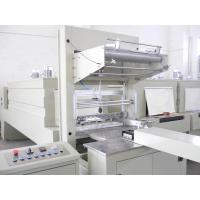 Quality Water Production Line Automated Packaging Machines Bottle PE Film Shrink Wrapped for sale