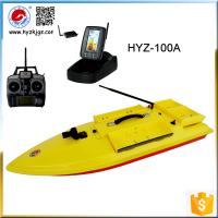 Quality HYZ-100A Fish Finder Bait Boat For Carp Fishing for sale