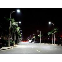 Quality Energy Powered 100W 12 - 150AH LED Solar / Wind Hybrid Street Lights J Type for sale