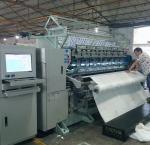 Quality High Speed Multi Needle Quilting Machine Lock Stitch Garments Making Machine for sale