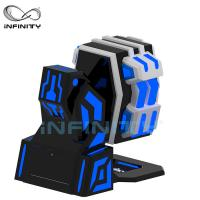 Quality Anti - Winding 1 Person VR Motion Simulator For Hotel , Museum , School for sale