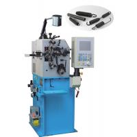 Quality Nice Structured Automatic Spring Bending Machine 80*65*145 Cm For Oil Seal Springs for sale