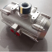 Buy cheap stainless steel 304/316 pneumatic rotary actuator double acting single acting from wholesalers