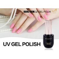 No Nicks At Home Gel Nail Polish , Long Lasting Gel Nail Polish Environment - Friendly