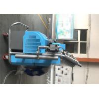 Quality 380V/50HZ Roof Spray Machine , Hydraulic Poly Coating Machine For Highway Waterproofing for sale