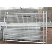 Quality Customized Secure Temporary Fencing Construction Fence Panels 22.00kg for sale