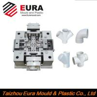 China EURA Zhejiang Taizhou plastic pipe fitting mould on sale