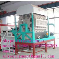 Buy high efficiency pulp egg tray forming machine/egg tray making machine at wholesale prices