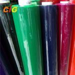 Quality Colorful Pvc Plastic Sheet Roll / Flexible Pvc Film 0.08mm-0.5mm Thick 120-200cm for sale