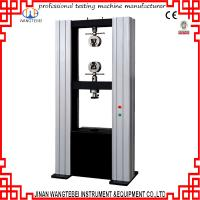 China Wood paper tube packaging strength universal compression testing machine on sale