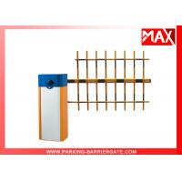Smart Manual Release Car Park Barriers Parking Lot Barrier Gates