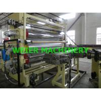 China 80/156 Extruder Plastic Sheet Extrusion Line on sale