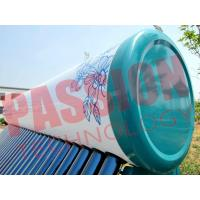 High Efficiency Evacuated Tube Collector Solar Water Heater For Home
