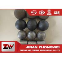 Quality 55-65HRC Hardness Grinding Media Balls for ball mill with 55-65HRC Hardness for sale