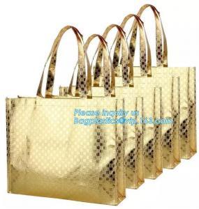 Buy cheap Custom wholesale ultrasonic heat sealed non woven tote bag,full-auto machine made non woven bag for shopping, bagease from wholesalers
