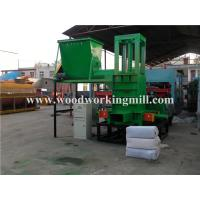 wood shaving compress machine ,automatic working and workforce save