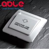 Quality 2012 New Design Hotel Key Switch, Delay Switch for sale