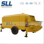 Quality Concrete Transfer In Line Concrete Pump 90m³/H For Construction Projects for sale