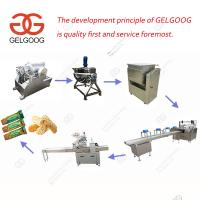 China China Made Commercial Hot Cereal Bar Making Machinery | Production Equipment Plant on sale