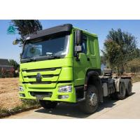 Buy cheap SINOTRUK HOWO 6X4 10 Wheels 371HP Tractor Truck from wholesalers