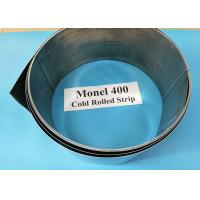 Quality Alkalis Resistance Corrosion Resistant Alloys , UNS N04400 Copper Nickel Alloy for sale