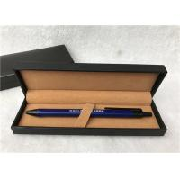 Quality Rigid Paper Pen Gift Boxes Biodegradable For Students ,Customer Logo for sale