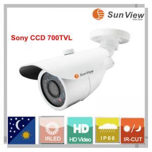 China SunView Sony 700TVL CCD IR CCTV security camera(SV-BO703) on sale