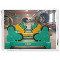 Quality Motorized Automatic Pipe Roller For Welding Self Adaptive 60 Ton Loading for sale