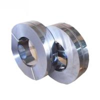 Quality Custom Stainless Steel Belt /  Band  , ASTM Standard 410 Stainless Spring Steel Strip for sale
