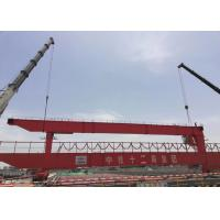China Large Span Rail Mounted Container Handling Gantry Cranes With Limit Switch on sale