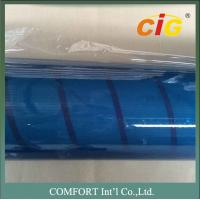 Quality 0.2mm 140cm Wide Clear PVC Transparent Film For Packing Bag / Mattress for sale