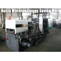 Quality Automatic Lubricate PET Preform Injection Molding Machine For Plastic 4000 KN for sale