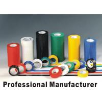 Fire Resistant Adhesive : Pvc electrical insulation tape high temperature resistance