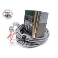 Quality Sewage Waste Water Ultrasonic Water Flow Meter With Analog Output OCT for sale