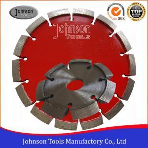Buy cheap 4'' - 9'' Diamond Mortar Rake Disc For Asphalt / Concrete / Bricks from wholesalers